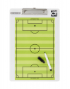 Football training clipboard recto - verso