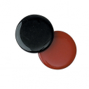 Set of 5 task coins - Red/Black