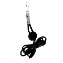 Set of 3 round clip FOX 40 lanyards