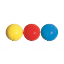 Set of 3 juggling balls - Assorted colors