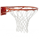 Basketball net - 6 mm - White - per pair