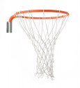 Basketball ring - with net and screws