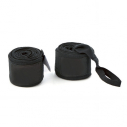 Pair of boxing bands - 4 m - Black