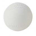 Rubber sponge baseball - 9""