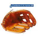 "Vinyl baseball/softball glove - 10"" - Lefthander"