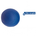 60 mm PU baseball - blue
