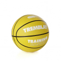 Rubber basketball - size 3 - yellow