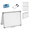 Foldable white board - 90 x 60 cm