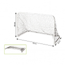 Mini cage de football pliante - 120 x 80 x 60 cm