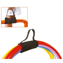 Hurdle carrying strap - Black
