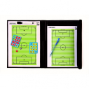 Magnetic coach board - football