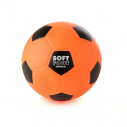PVC football - dia. 22 cm - 300 gr - orange