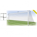 Football net - 11 players - 4 mm - Simple mesh - per pair