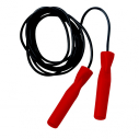 Jump rope - 245 cm - Adjustable - Red handles