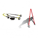 Suspension trainer - Black/Yellow