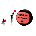 Max medicine ball 8 kg - Black/red