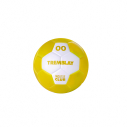 PU foam handball - size 00 - yellow/white