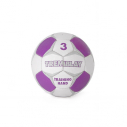 Handball trainer with rubberised cover - size 3 - Tremblay design