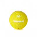 Cellular rubber handball - size 00 - 200/240 gr - yellow