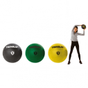 Medicine ball - 3 kg - yellow