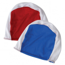 Junior polyester swimming cap
