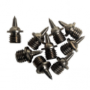 Track and field spike needles - 9 mm - Pack of 12 pieces