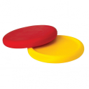 Flying disc - Coated foam - Diam : 21 cm - 95 g