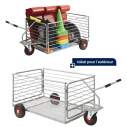 OUTDOOR TRANSPORT TROLLEY