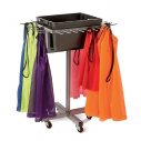 Soccer Accessories Carrying Cart