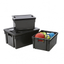 Storage Bin - 20L (with cover)