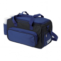 First aid bag - 44 x 35 x 17 cm - Black/Blue