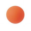 Soft street hockey ball - Neon Orange