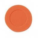 Soft street hockey puck - Neon Orange