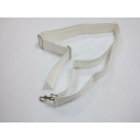 Center strap for tennis net