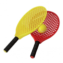 Mini-tennis - 2 raquettes +  1 balle