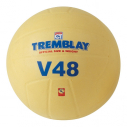 Cellular rubber volleyball no 4 - Yellow