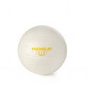 Dino skin volleyball - dia. 180 mm - 196 gr - white