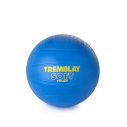 Ultrasoft PVC volleyball - dia. 20 cm - 220 gr - blue