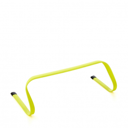 Flat hurdle - 15 cm - yellow