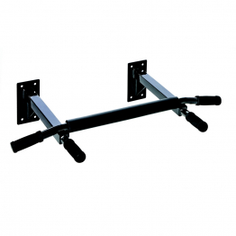 Wall mounted exerciser - with foam