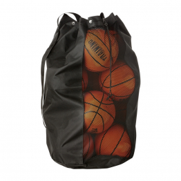 Sports bag for 15 balls - 85 x 50 cm - 600D - Black