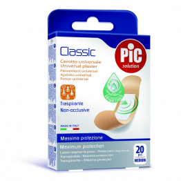 Traditional adhesive bandage - Set of 20