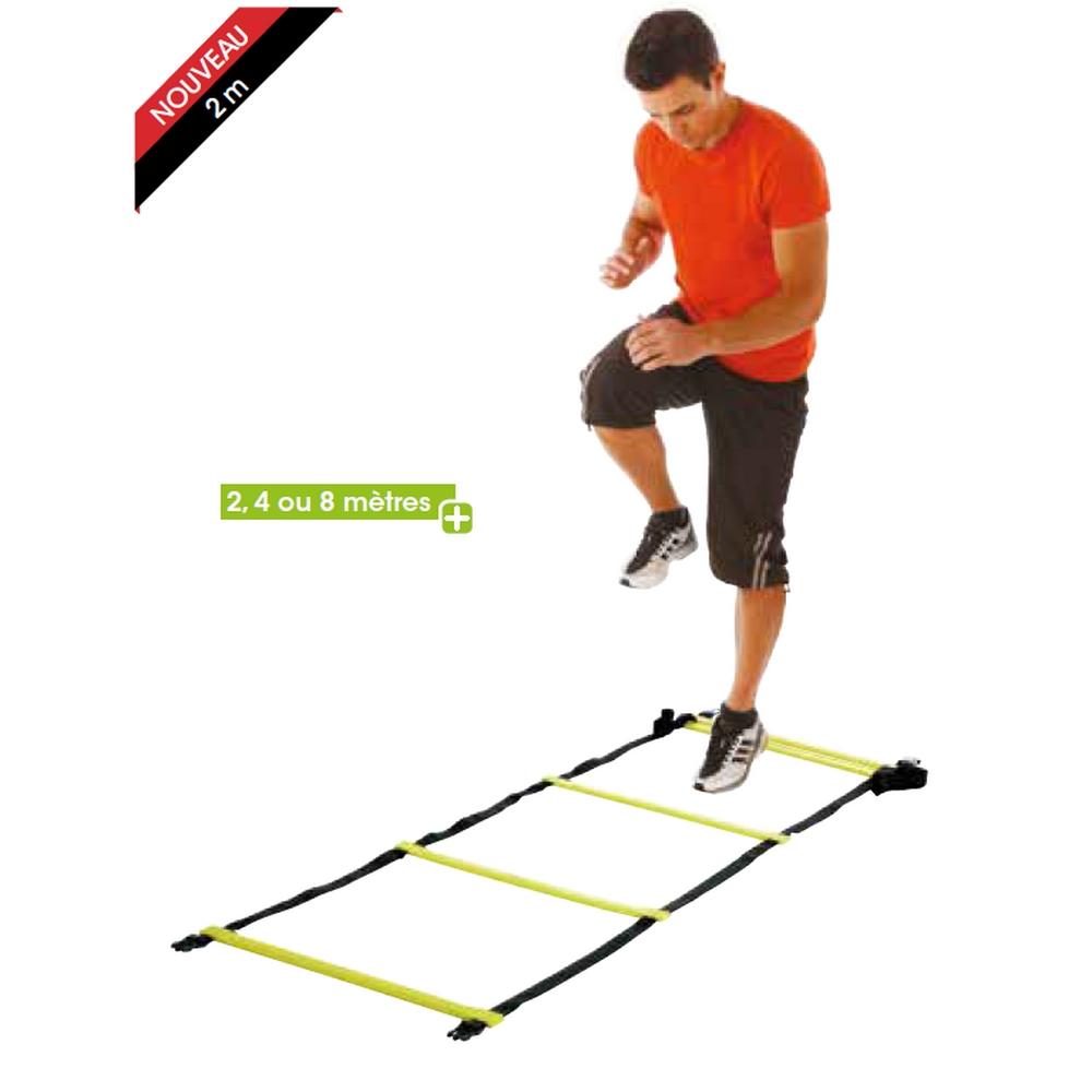 Fitness Football /Échelle Entrainement DeWin /Échelle de Rythme 4 M/ètres,Equipement pour Agilit/é